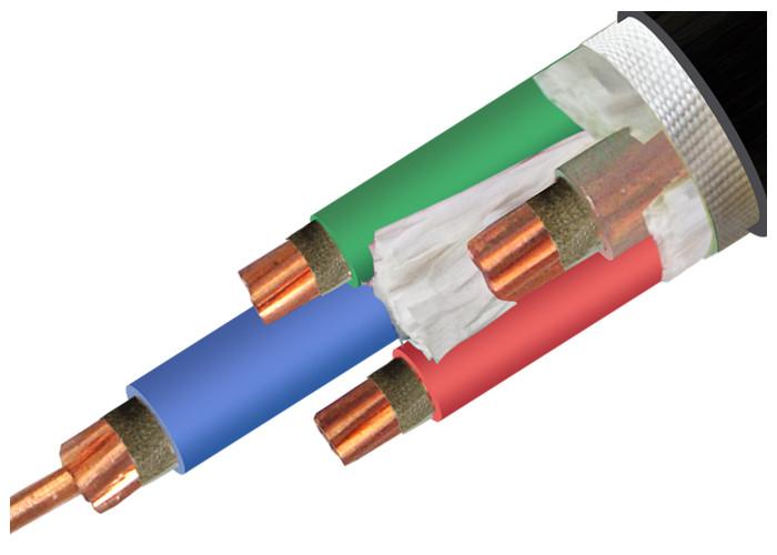 Humo bajo multifilar coloreado cero cable del halógeno para los ...